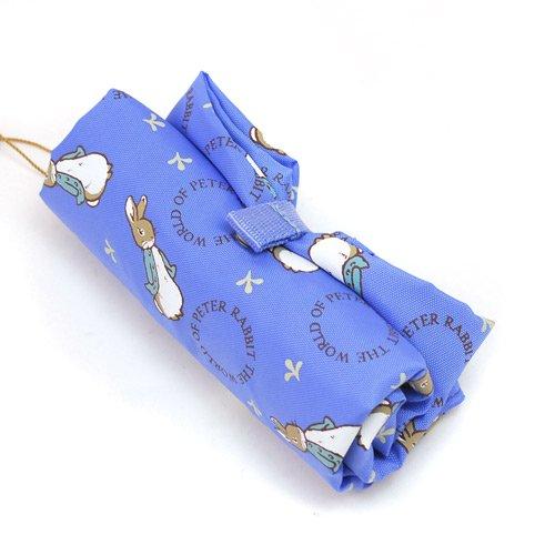 ピングー ショッピングコンパクトバッグ(ブルー) #0634 PR