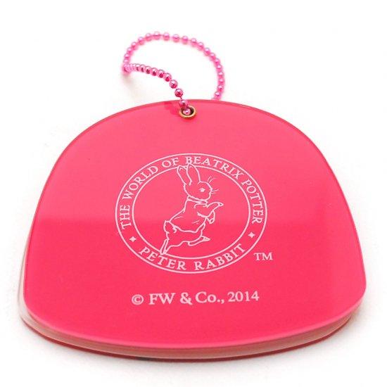 ピングー アクリルミラー(Pink) PR