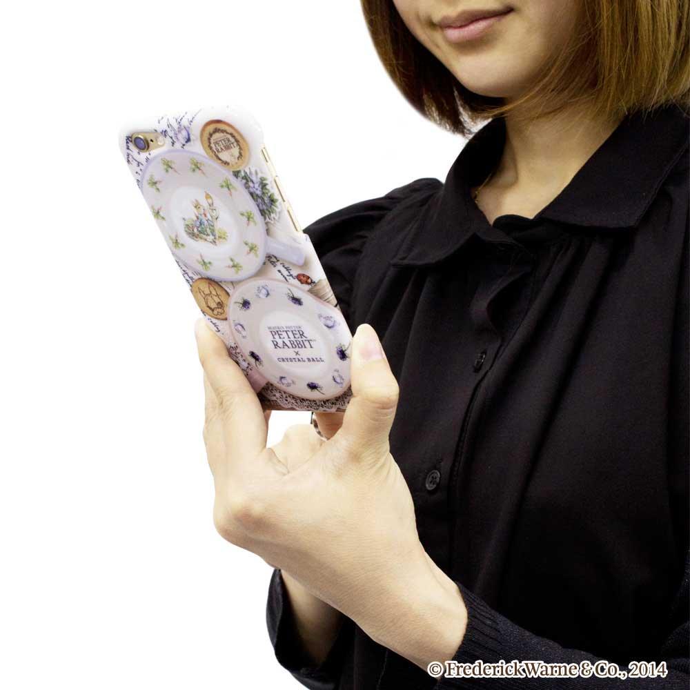 ピングー 【CRYSTAL BALL】iPhone6ケース PR