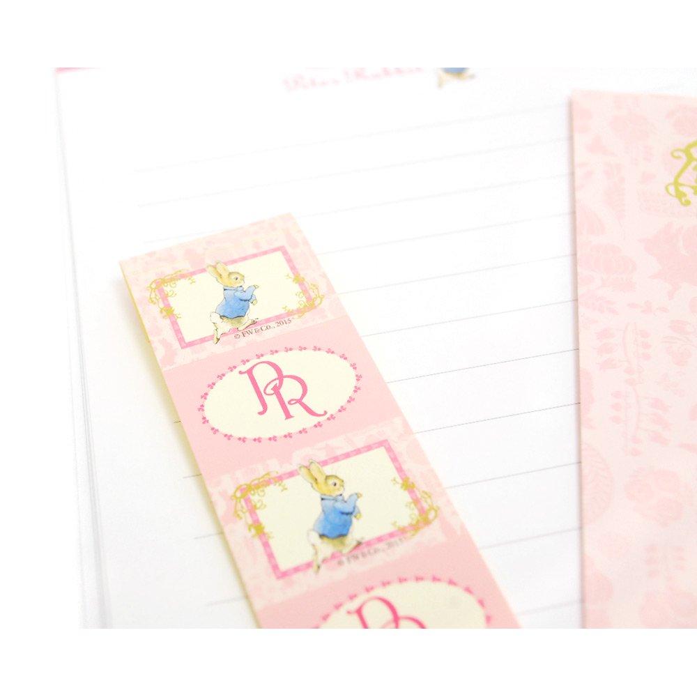 ピングー パックレター(ピンク) BD045-16 PR