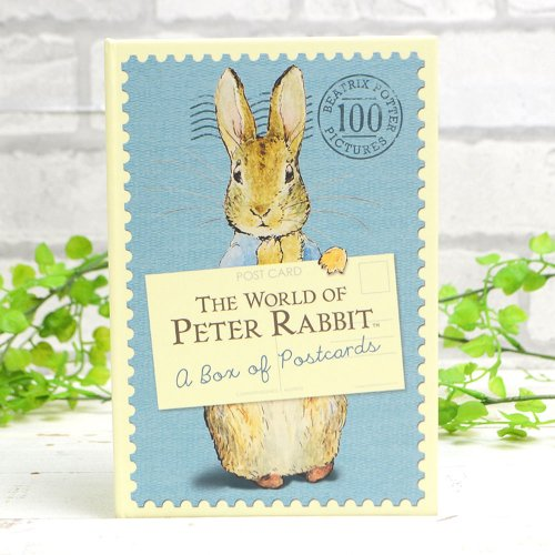 World of Peter Rabbit A Box of Postcards  PR