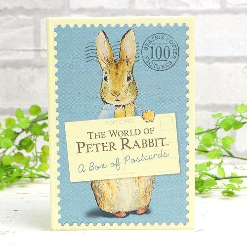 World of Peter Rabbit A Box of Postcards  PR