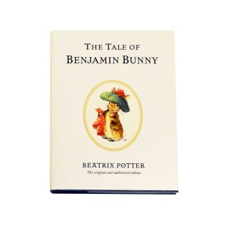 【英語のえほん】Tale of Benjamin Bunny  PR