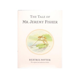 【英語のえほん】Tale of Mr.Jeremy Fisher  PR