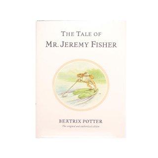 【英語のえほん】Tale of Mr.Jeremy Fisher  PR