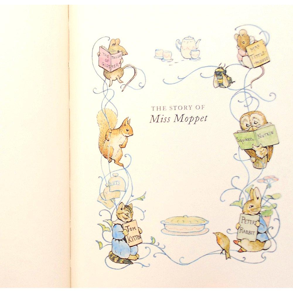 ピングー 【英語のえほん】Story of Miss Moppet  PR
