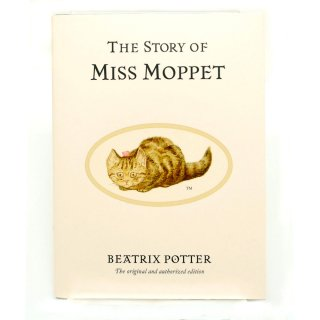 【英語のえほん】Story of Miss Moppet  PR