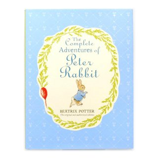 【英語のえほん】The Complete Adventures of Peter Rabbit  PR