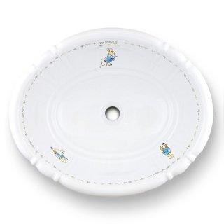 【メーカー直送】洗面ボウル単体 PRB2801(ピーター)PR