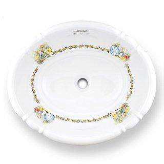 【メーカー直送】洗面ボウル単体 PRB2802(おはなし)PR
