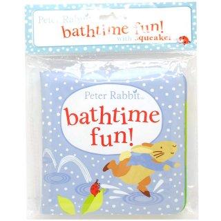 【英語のえほん】Bathtime Fun! (Bath Book)  PR