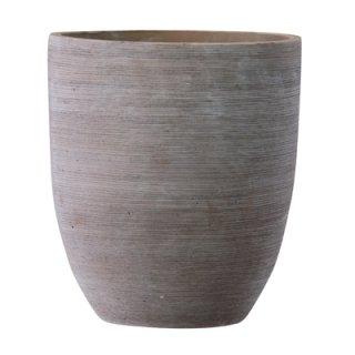 ソラ アルトエッグ 43 cm / テラコッタ / 植木 鉢 プランター / 送料無料