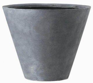 LL シンプルコーン 深型 50 x H 41 cm / リードライト / 軽量 / 植木 鉢 プランター / 送料無料