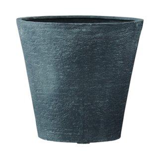 ビアス ソリッド 43 x H 40 cm / 軽量 / 植木 鉢 プランター 【 グレー 】 / 送料無料