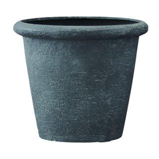 ビアス リムス 46 x H 40 cm / 軽量 / 植木 鉢 プランター 【 グレー 】 / 送料無料