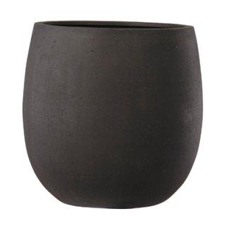 テラニアス バルーン アンティーク 42 cm / 軽量 / 植木 鉢 プランター 【 ブラウン 】 / 送料無料