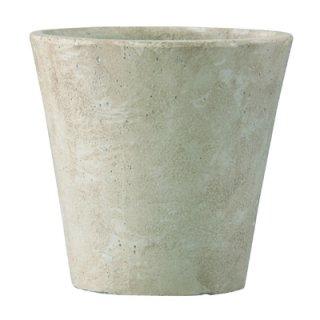 フォリオ ソリッド 43 x H 40 cm / 軽量 コンクリート / 植木 鉢 プランター  【 クリーム 】 / 送料無料