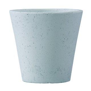 フォリオ ソリッド 43 x H 40 cm / 軽量 コンクリート / 植木 鉢 プランター  【 ホワイト 】 / 送料無料