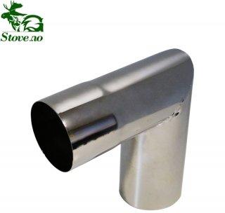 G - Stove ジー ストーブ 専用 / L字型 煙突