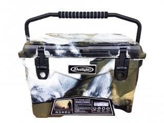 アイスランド クーラー ボックス 20 QT / Iceland Cooler Box / デザート カモフラージュ / 18.9 L / 付属品 3点 付 / 送料無料