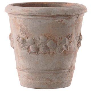 モンテガロ アンティコ 35 cm / テラコッタ / 植木 鉢 プランター / 送料無料
