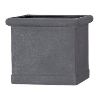 CL タブポット グレー 43 cm / コットライト / 軽量 / 植木 鉢 プランター / 送料無料