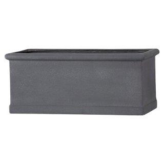 CL タブプランター グレー 100 cm / コットライト / 軽量 / 植木 鉢 プランター / 送料無料