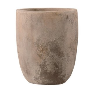 ルーガ アンティコ アルトエッグ 31 x H 36 cm / テラコッタ / 植木 鉢 プランター / 送料無料