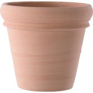 リムポット ホワイト 42 cm / トスカーナ / テラコッタ / 植木 鉢 プランター / 送料無料