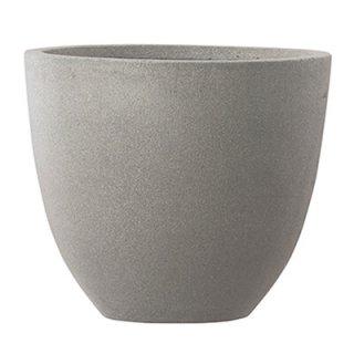 スタウト アッシュ ラウンド 42 cm / コンクリート / 植木 鉢 プランター / 送料無料