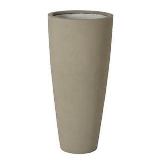 スタウト トール マットセメント 37 cm / コンクリート / 植木 鉢 プランター / 送料無料