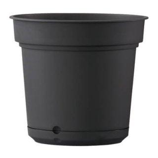 ハイドポット 58 cm / 軽量 / 植木 鉢 プランター 【 ブラック 】 / 送料無料