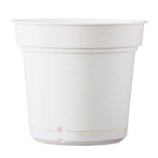ハイドポット 58 cm / 軽量 / 植木 鉢 プランター 【 ホワイト 】 / 送料無料