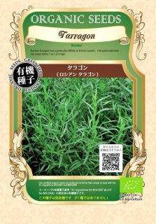 タラゴン / ロシアン タラゴン / 有機 種子 固定種 / グリーンフィールド / ハーブ [小袋]