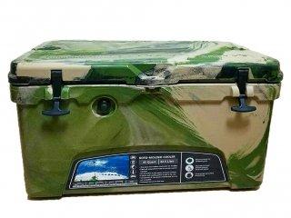 クーラーボックス アイスランド 45QT / グリーンカモ / 42.6L / 付属品 3点 付 / 送料無料