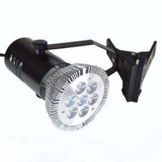 植物用 フルスペクトル LED ライト / ブラック