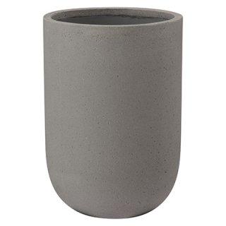 コーディル ミドル 34 cm / コンクリート / 植木 鉢 プランター 【 グレー 】