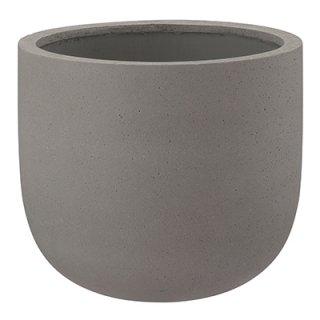コーディル Uポット 37 cm / コンクリート / 植木 鉢 プランター 【 グレー 】