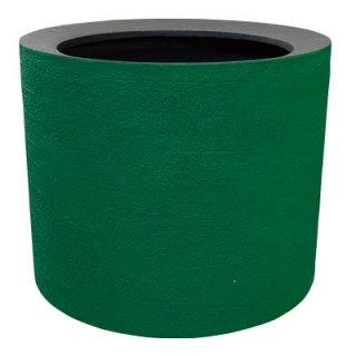 ドゥーパー 33 cm / 軽量 / 植木 鉢 プランター 【 グリーン 】