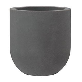 アルーア Uポット 35 cm / 軽量 / 植木 鉢 プランター 【 グレー 】