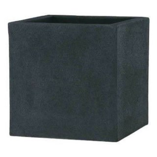 BL チェルトンハム 40 cm / ブラック アイロンライト / 軽量 / 植木 鉢 プランター / 送料無料
