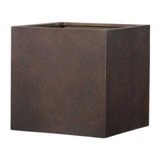 MOKU キューブ 40 x 40 x H 40 cm / 軽量 / 植木 鉢 プランター / 送料無料