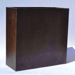 MOKU プランター ボックス 100 x 40 x H 100 cm / 軽量 / 植木 鉢 プランター / 送料無料