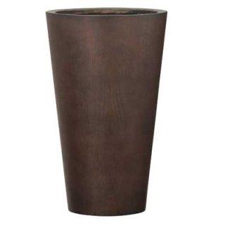 MOKU ラウンド 33 x H 54 cm / 軽量 / 植木 鉢 プランター / 送料無料
