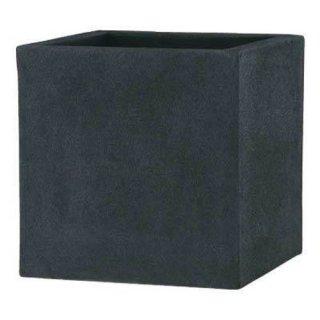 BL チェルトンハム 50 cm / ブラック アイロンライト / 軽量 / 植木 鉢 プランター / 送料無料
