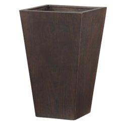 MOKU スクエアー 40 x 40 x H 65 cm / 軽量 / 植木 鉢 プランター / 送料無料