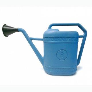 イタリア製 じょうろ 6L  / ブルー | Watering Can ウォータリングカン
