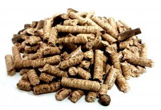 国産 木質 ペレット 燃料 10 kg / ピザオーブンや薪ストーブの燃料 / 送料無料