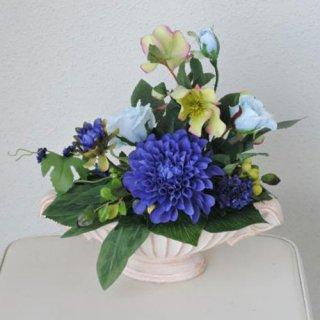 アイボリーの花器55コース