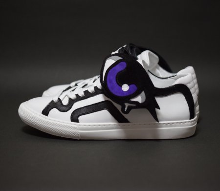 <img class='new_mark_img1' src='//img.shop-pro.jp/img/new/icons50.gif' style='border:none;display:inline;margin:0px;padding:0px;width:auto;' />PIERRE HARDY O ROY SNEAKER WHITE